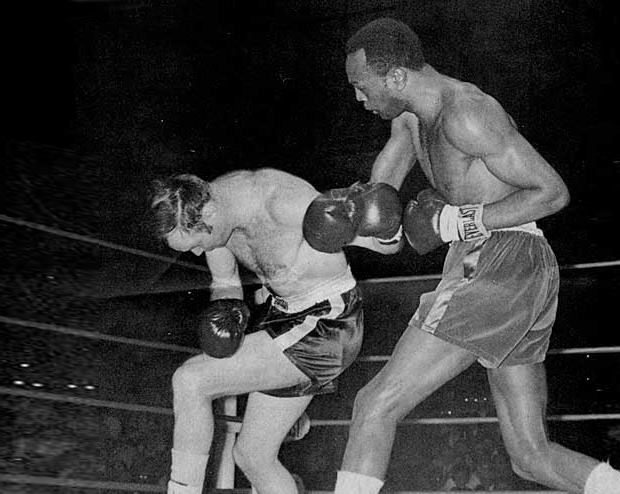 April 4, 1970 - Bob Foster KO 4 Roger Rouse