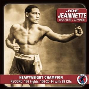 Joe Jeanette