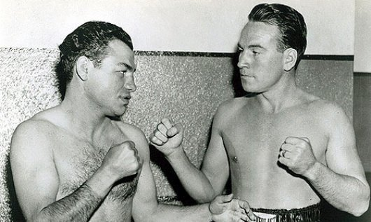 Jimmy McLarnin vs. Tony Canzoneri.
