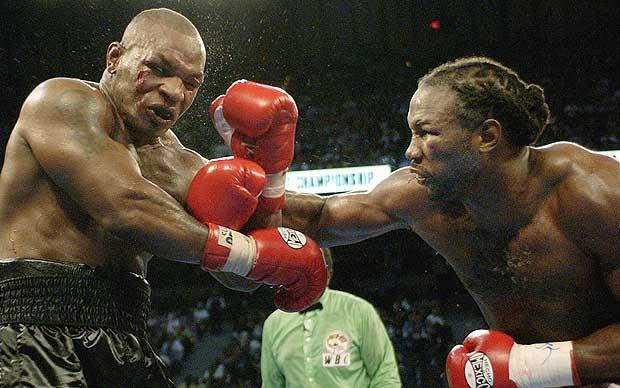 Lennox Lewis vs. Mike Tyson