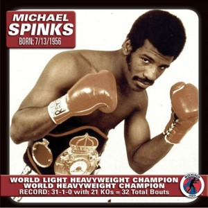 Michael Spinks