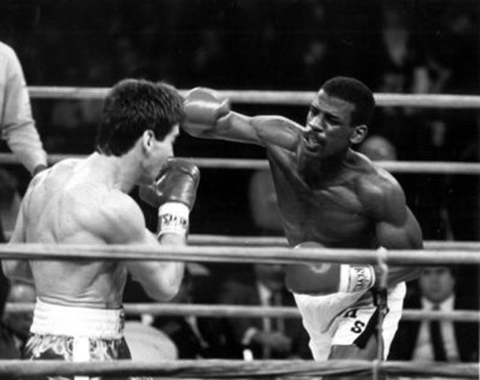 Michael Spinks vs. David Sears