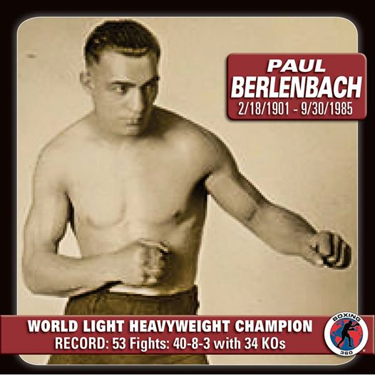 Paul Berlenbach