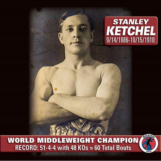Stanley Ketchel