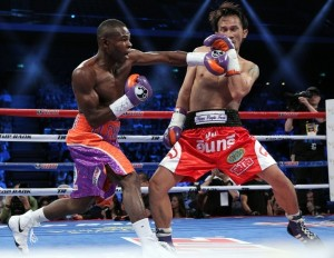 NOT AN EASY ROAD FOR RIGONDEAUX