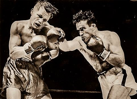 Marcel Cerdan TKO 12 Tony Zale