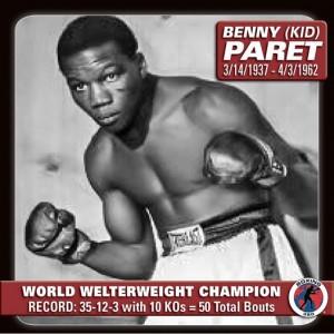 Benny Paret