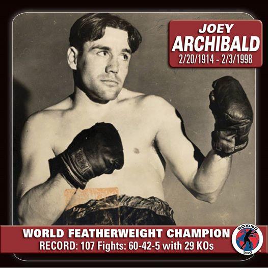 Joey Archibald