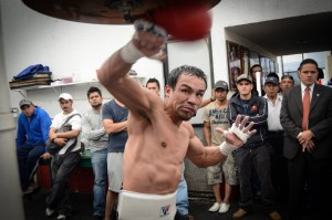 WHO SHOULD MARQUEZ FIGHT NEXT IF ANY?