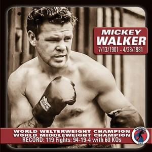 Mickey Walker
