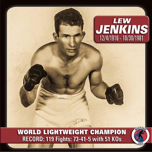 Lew Jenkins