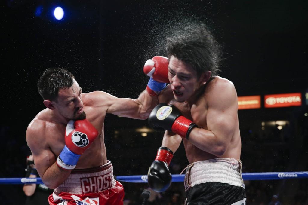 Robert Guerrero vs Yoshihiro Kamegai