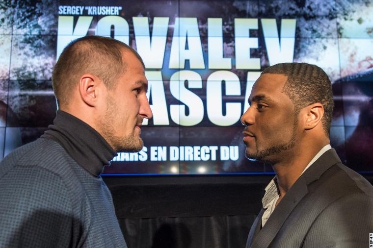 Can Pascal upset Kovalev?