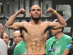 Third world title try for Beltran