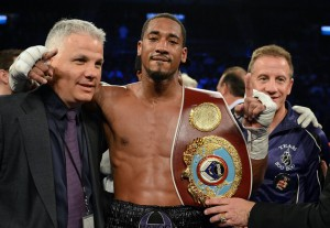 Demetrius Andrade odd champ out