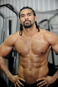 Haye aims to become two-time Hvt champ