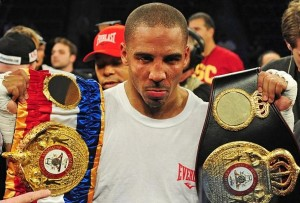 Andre Ward  returning home