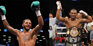 Dirrell & Jacobs champions in life before in the ring