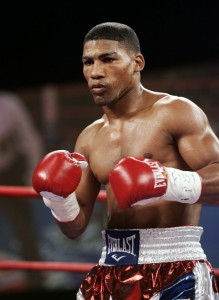 GAMBOA WORKING HIS WAY BACK