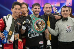 Resilient Linares UK bound for title defense