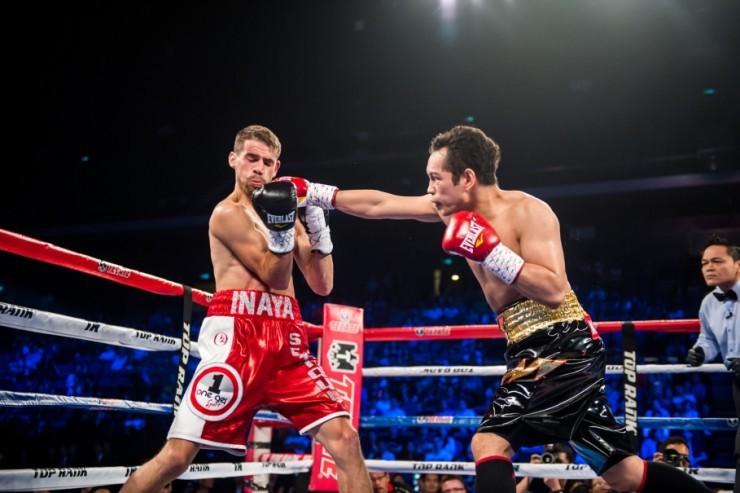 In A Flash Donaire Is Back In Title Contention