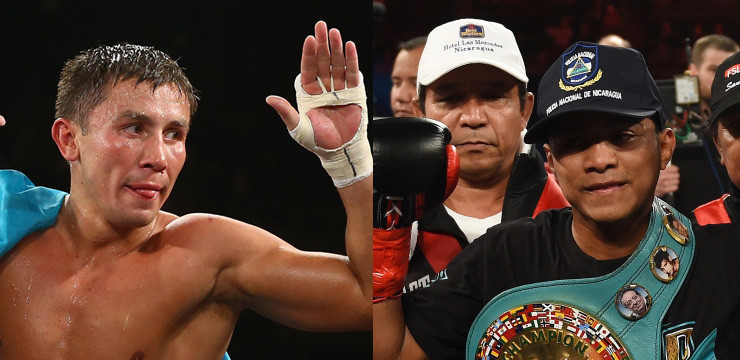 Boxing360's Debate Of The Week Chocolatito Or GGG #1?