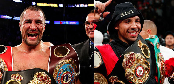 Boxing360's Debate Of The Week Ward - Kovalev Who Wins?