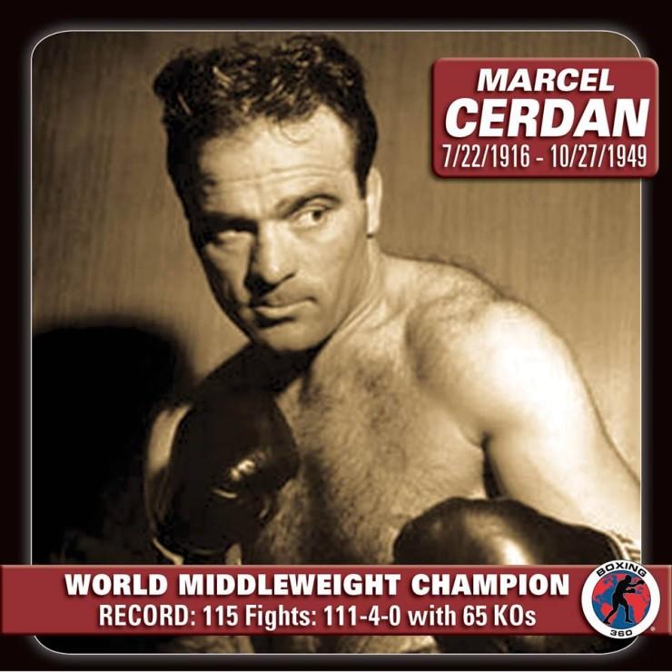 Marcel Cerdan W 6 Marcel Bucchianer