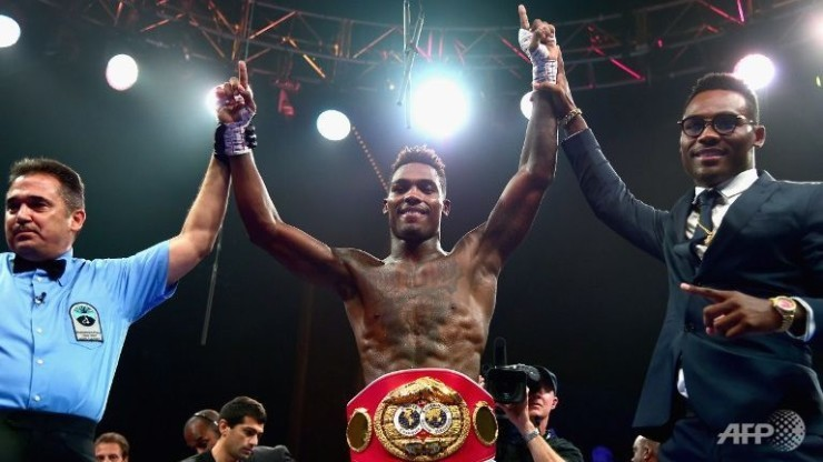 Jermall Charlo Makes First Defense On Saturday