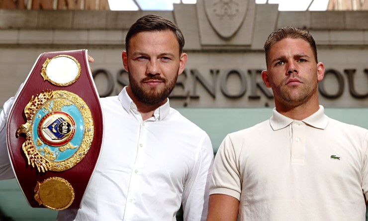 Andy Lee Billy Joe Saunders
