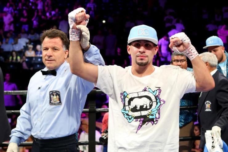 Garcia Can Win Title & Respect Vs. Guerrero