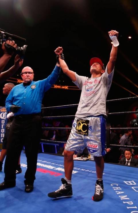 Martinez Looks To Continue Momentum Vs. Vasquez