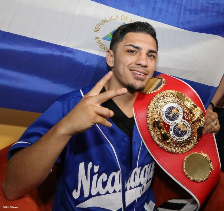 Ex-Champ Caballero Test New Weight Division Friday