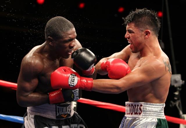 Andre Berto vs Victor Ortiz